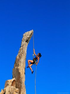 Zaggora rock climbing
