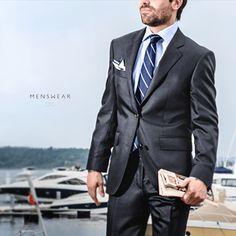 Perfect koksgrå dress finner du hos oss! menswear.no #menswear_no #menswear #mensfashion #grey #suit #suitup #workwear #oslo #tjuvholmen #lysaker #bogstadveien