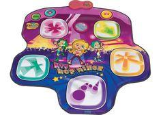Smiki, Dance Mixer Playmat, mata muzyczna do tańczenia Estilo Hip Hop, Pulsar, Nintendo 64, Mixer, Plastic, 3 Year Olds, Music Instruments, Dancing, Toys