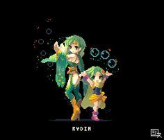 """シロス on Twitter: """"Rydia… """" Cool Pixel Art, Pixel Art Games, Dragon Quest, 2d Art, Game Design, Final Fantasy, Game Art, Digital Art, Character Design"""