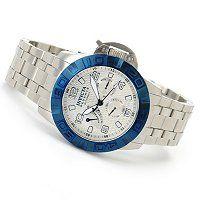 Invicta Reserve Men's Ocean Predator Automatic Limited Edition Bracelet Watch w/ Collector's Box ShopNBC.com