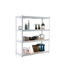 Handla lagerhylla/or - silver på 1 kr Cube Bookcase, Etagere Bookcase, Large Shelves, Metal Shelves, Open Shelving Units, Corner Display Unit, Cube Unit, Wooden Rack, Indoor Air Quality