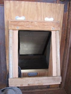 This past spring I found I needed to install a dog door. I was going to be away on a short trip, and although my neighbor was willing to come ...
