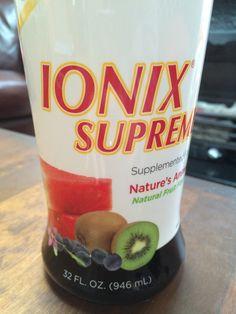 My happy 'juice' Mwa!