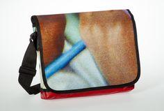 Messenger Bagy: Blue Stick