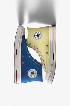 Chuck This is what happens when you obsess the details. Shop the new collection. Sock Shoes, Cute Shoes, Me Too Shoes, Shoe Boots, Converse Chuck Taylor All Star, Chuck Taylor Sneakers, Converse Shoes, Shoes Sneakers, Just Keep Walking