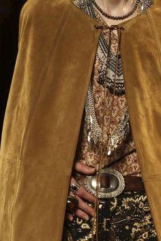 Yves San Laurent details 2015 mens collection