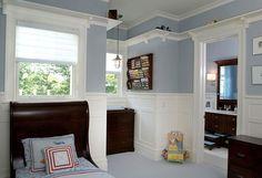 Kids Bedroom. Great Coastal Kids Bedroom. #KidsBedroom #Coastal