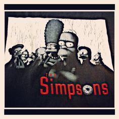 The Simpsons #TShirt
