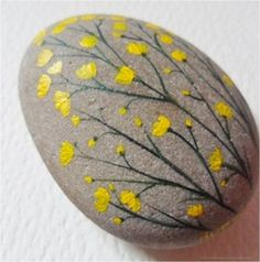 100 Inspirational DIY Of Painted Rocks Ideas 14