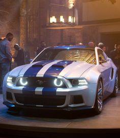 My dream car. 2015 Musgtang GT Fastback