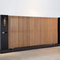 Fence Gate Design, Modern Fence Design, Front Gate Design, House Gate Design, Gate House, Modern Kitchen Design, Modern House Design, Door Design, Modern Entrance