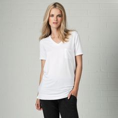Pocket Tee | The White Company