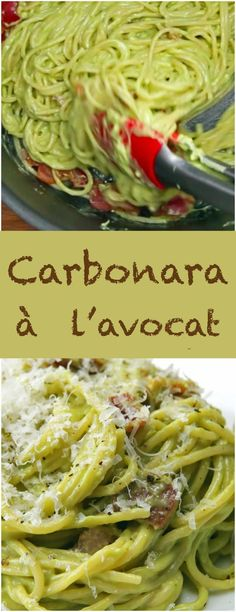 Avocado Carbonara More You are in the right place about avocado sandwich Here we offer you the most beautiful pictures about the avocado egg you are looking for. When you examine the Avocado Carbonara More … Low Carb Vegetarian Recipes, Healthy Diet Recipes, Healthy Meal Prep, Healthy Eating, Cooking Recipes, Vegetarian Kids, Bacon Recipes, Healthy Dinners, Healthy Life