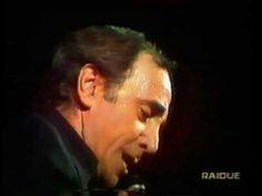 ▶ Charles Aznavour in Ieri si dal vivo - YouTube