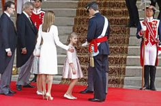 MYROYALS &HOLLYWOOD FASHİON - Official coronation ceremony of King Felipe VI  in Madrid.