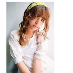 akira jinbo on Instagram \u201cmodel/@3mariha19 サロンモデル作品撮りヘアスタイルヘアアレンジアレンジ簡単アレンジ国分寺サロモ\u201d