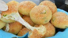 GARLIC MOZZARELLA Cheese Balls