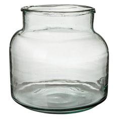 Vas Returglas 20x21 cm