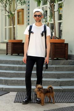 Street Style Moscow