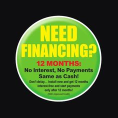 Are you on a tight budget right now? Worry no more. We offer financing! Give us a call at 303-659-3400 or visit our website for more details.