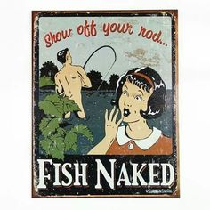 Show off your rod... Fish naked