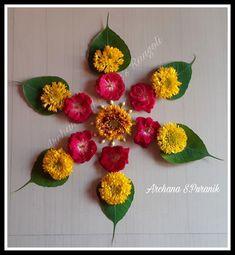 My Floral Rangoli Easy Rangoli Designs Diwali, Simple Rangoli Designs Images, Rangoli Designs Flower, Colorful Rangoli Designs, Rangoli Ideas, Diwali Rangoli, Flower Rangoli, Beautiful Rangoli Designs, Henna Designs