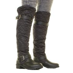 Men's Thigh High Leather Boots | designed for shoes or negative ...