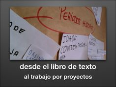 Del libro de texto al trabajo por proyectos Flip Learn, Paper Shopping Bag, Presentation, Cards Against Humanity, Teaching Ideas, Texts, Project Based Learning, Cooperative Learning, School Projects