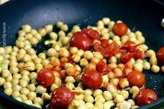 Curry de năut Curry, Black Eyed Peas, Asia, Food, Curries, Essen, Meals, Yemek, Eten
