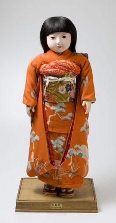 Miss Tokushima - Japanese Friendship Doll | Miss Tokushima | at the Northwest Museum of Arts  Culture