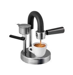 Kamira: il caffè espresso sul fornello di casa