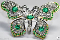 DIAMOND BROOCHES by sk_jewels
