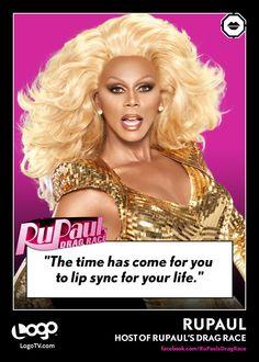 RuPaul's Drag Race Trading Cards