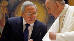 Castro meets Pope, promises to go 'back to praying & church' ~ Geopolitics & Daily News