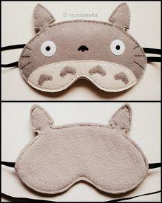 Totoro Eye Mask