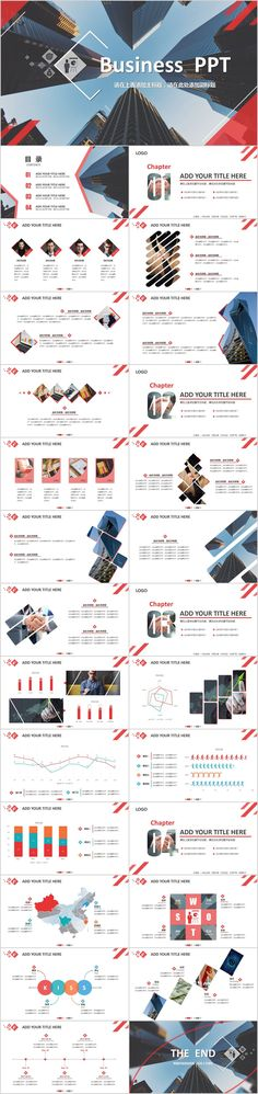 193 best power point backgrounds images on pinterest background geometric figure out business creative concise business powerpoint template toneelgroepblik Gallery