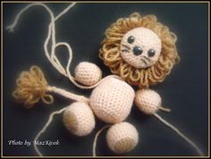 Lion Amigurumi To Go : One more revised lbf on the way amigurumi to go amigurumi