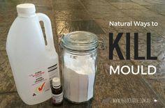 Natural Ways to Kill Mould