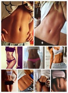 Pefect Flat-belly