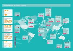 Carbon Pricing (Polluters Tax) around the world (Press Ctrl and + to zoom)