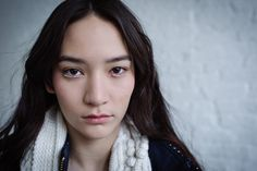Mona Matsuoka - Rodarte Fall 2015 makeup