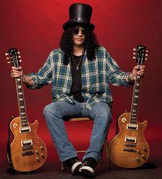 The Legend of Slash's Appetite for Destruction Les Paul