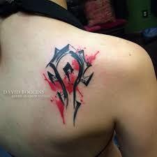 Resultado de imagem para tatuagem horda