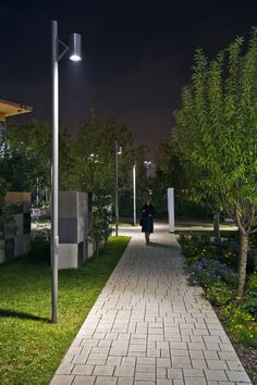 Urban lighting - Lighting products: iGuzzini Illuminazione – Photo: Cristian…