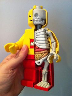 Lego. This is awesome! I want one!!