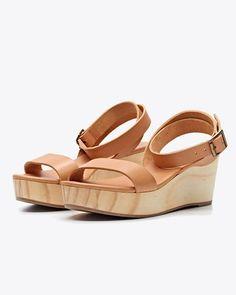 6db96513f313b Women s Wooden Wedge Sandal
