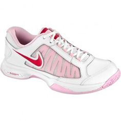 f188c3344fe7 Special Offers Available Click Image Above  Nike Zoom Courtlite Nike  Women s Tennis Shoes White scarlet Fire prism Pink
