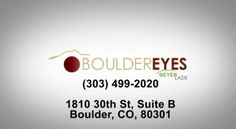 Start seeing clearer today from the leading provider of Lasik in Colorado for over 20 years. Beyer Lasik provides the Laser Vision Correction Procedure you need!