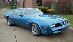 1978 Blue Devil
